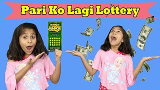 Pari Ko Lagi Lottery | Short Film | Pari's Lifestyle