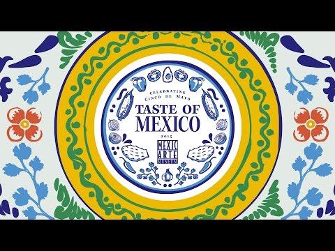 Mexic–Arte Taste of Mexico 2015