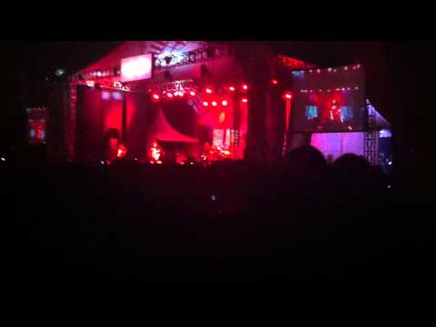 Carcass Live Rock In Solo Indonesia Oktober 2014