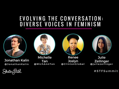 Evolving the Conversation: Diverse Voices in Feminism