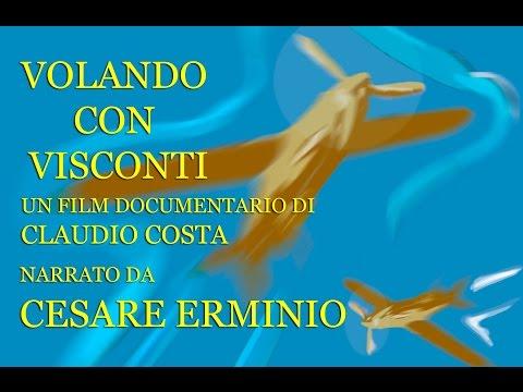 VOLANDO CON VISCONTI  # 5 (Fiat Cr 42 ad ogni costo - Aldo Stefanini e l