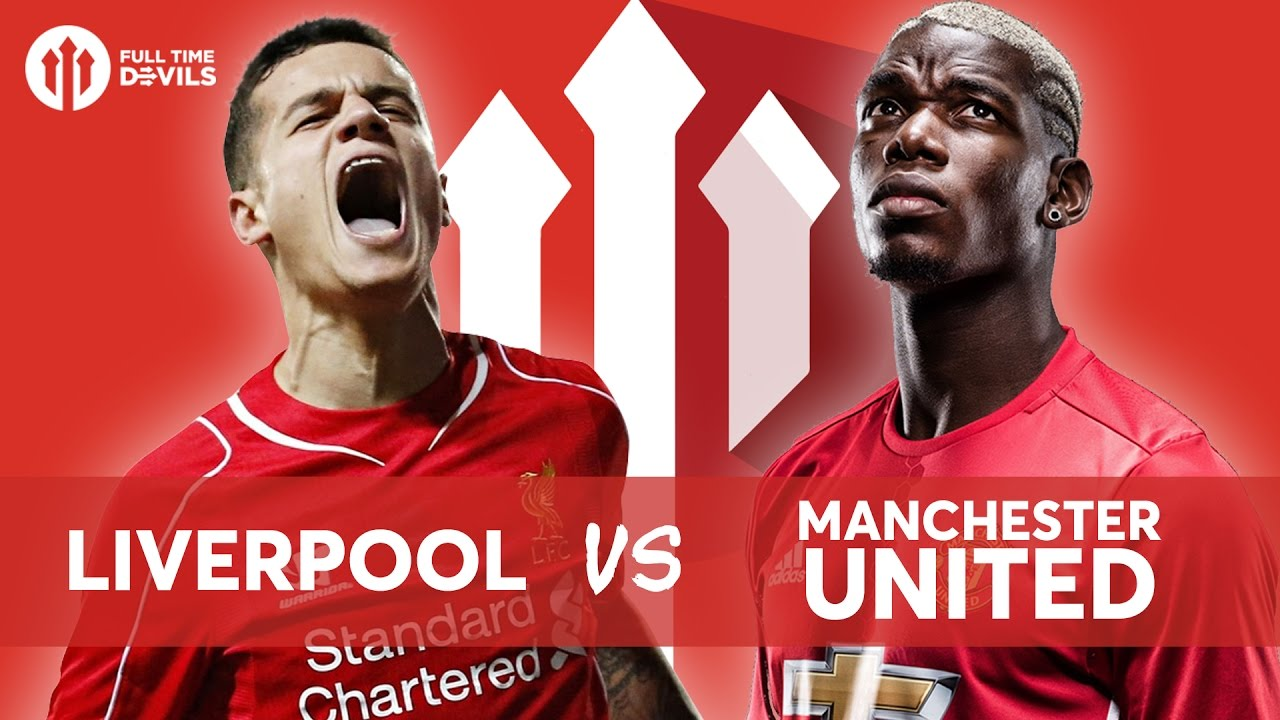 Liverpool 0-0 Manchester United LIVE STREAM WATCHALONG - YouTube