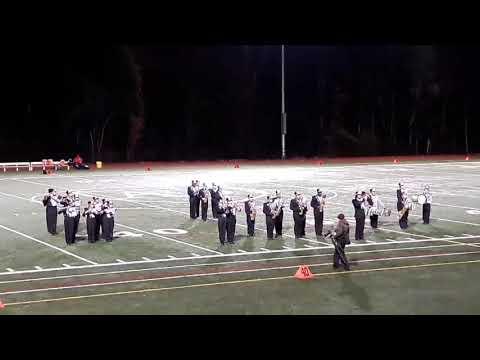 Lynn High School Band field show pt2 Nov 22 2017