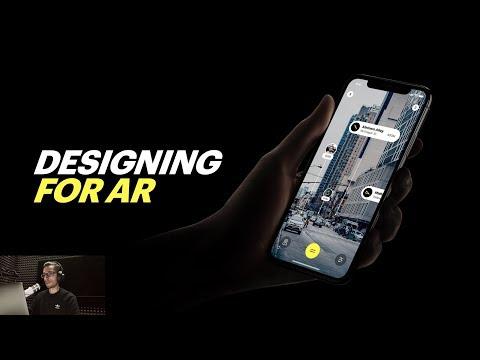 Designing for AR - UI/UX Case Study