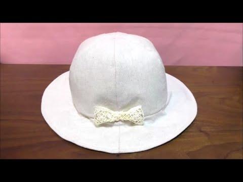 6枚はぎの帽子の作り方