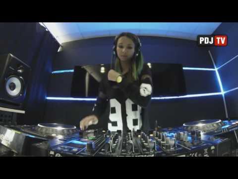 Miss Monique - Live @ Radio Intense 05.07.2016