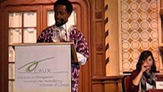 African Diaspora of Switzerland. Caux 2011 Part.1