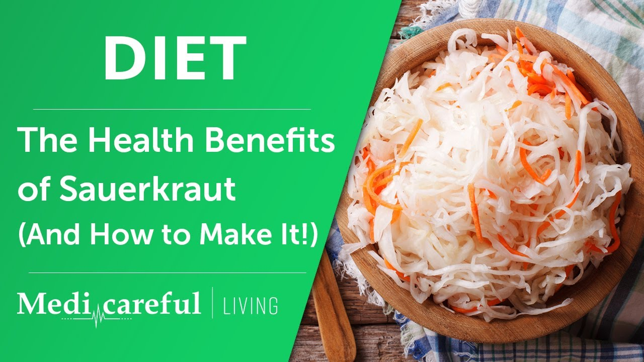the health benefits of sauerkraut (and how to make it!)