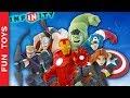 TODOS os Personagens dos VINGADORES do jogo Disney Infinity 2.0 Poderes e Golpes Homem de Ferro Hulk