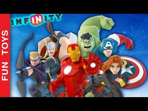 TODOS os Personagens dos VINGADORES do jogo Disney Infinity 2.0 Poderes e Golpes Homem de Ferro Hulk: Homem de Ferro, Capitão América, Hulk, Thor, Viúva Negra, Gavião Arqueiro, Falcão e Loki. Juntamos todos os personagens do playset do jogo Disney Infinity 2.0 em um gameplay só para você ver todos os poderes e golpes de cada um.  Totalmente dublado em português.  Já jogamos TODAS as fases da série dos Vingadores, se quiser ver os gameplays destas fases desde o início, veja aqui: http://bit.ly/DisneyInfinityFT  Comente abaixo se você quer ver mais vídeos do playset do Homem Aranha e qual filme do Homem Aranha que você mais gosta!   Compre Bonecos da Marvel do Disney Infinity aqui: http://amzn.to/2j0Uzj2  Não se esqueça de dar um JOINHA no vídeo, MOSTRAR este vídeo para seus amigos e parentes e de se INSCREVER no canal clicando neste link: http://bit.ly/FunToysVideos  ✦Inscreva-se: http://bit.ly/FunToysVideos ✦Twitter: https://twitter.com/FunToysBrinque ✦Google+: https://goo.gl/QVmgp0 ✦Instagram: https://instagram.com/fun_toys_brinquedos/ ✦Blog: http://festadeideias.com.br/Fun_Toys_Brinquedos/ ✦Facebook: http://bit.ly/FunToysFacebook   ✦VEJA ABAIXO outros vídeos legais: - Todos os Gameplays: https://www.youtube.com/watch?v=4DElElgNGB4&list=PL2edokDcUWHIZRjdi8d-Gj3NaBM8UWN8r  - Todos as Construções de Lego com Minecraft: https://www.youtube.com/playlist?list=PL2edokDcUWHLtdIVszqrE2C9BI1AmTrW9  - Todos de fazer com lápis papel e alguns com lego: https://www.youtube.com/playlist?list=PL2edokDcUWHLy2CKSSjocDGgMD5Y8lAXL  - Todos com Estorinhas com brinquedos: https://www.youtube.com/playlist?list=PL2edokDcUWHJqv9GlD0UFfNiqVfwFysv0  - Meus vídeos Favoritos: https://www.youtube.com/playlist?list=PL2edokDcUWHJkaMtTyWXEODq8703ra-Lu  - Todos os nossos vídeos de Star Wars: https://www.youtube.com/playlist?list=PL2edokDcUWHIbLmvKreS8ToGqLdvYgA8I  - Aqui você pode ver TODOS os vídeos: http://bit.ly/FunToysVideos  - Faça sua PRÓPRIA Pokebola com Lego ou no MINECRAFT - Pokemon Go: h