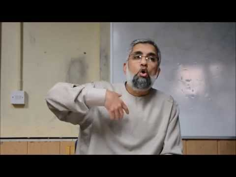 The Muslims Reaction to Palestine - Mazhar Khan