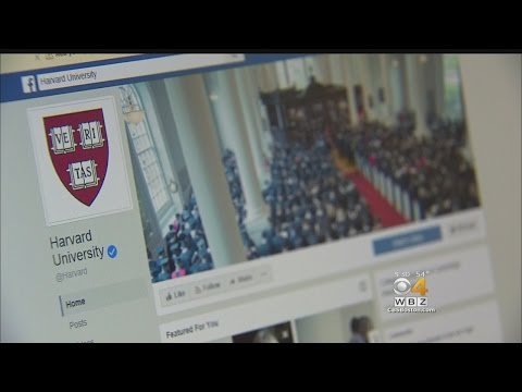Social Media Expert Weighs In After Harvard Pulls Acceptances Over Obscene Online Posts