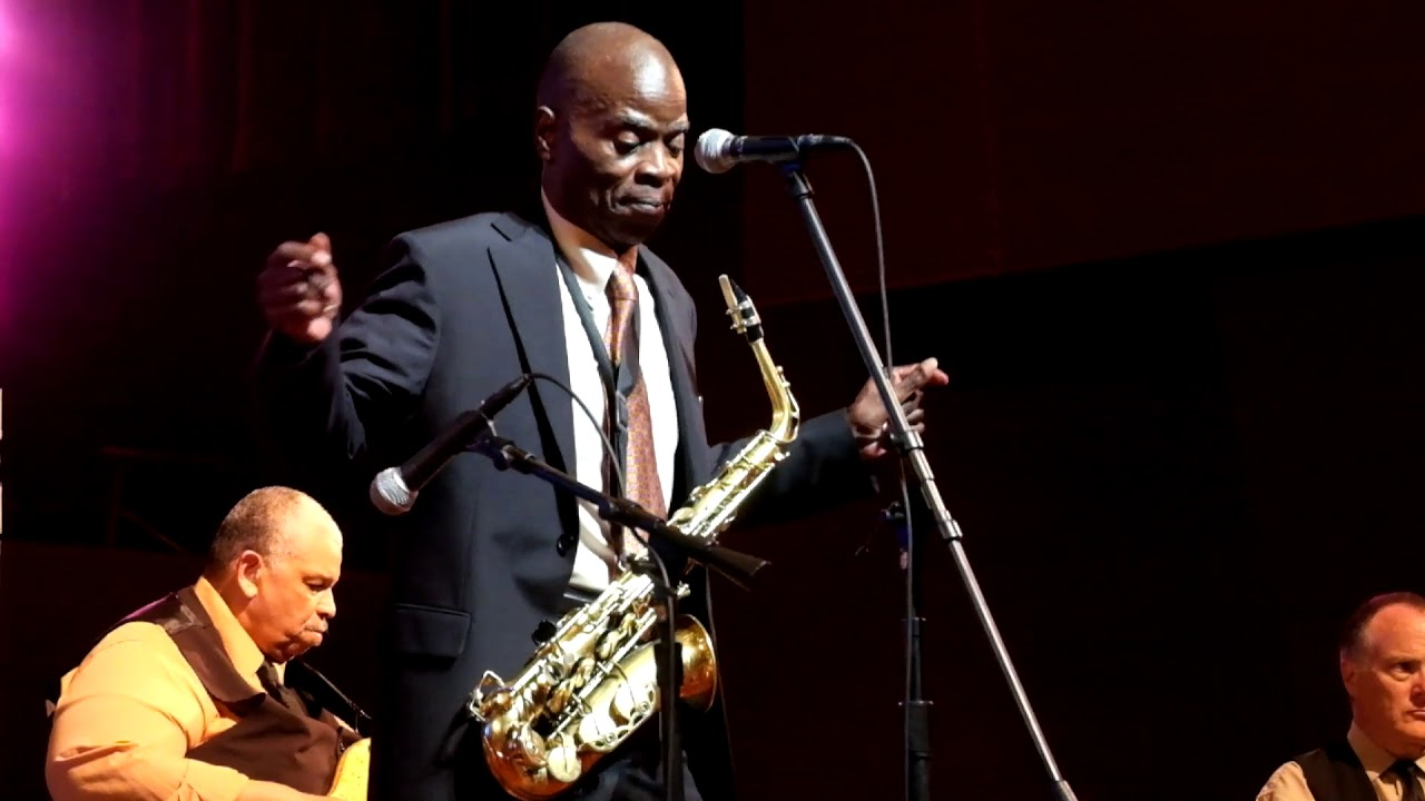 Make it Funky! Maceo Parker at the 40th Annual Chicago Jazz Festival Sept 2, 2018