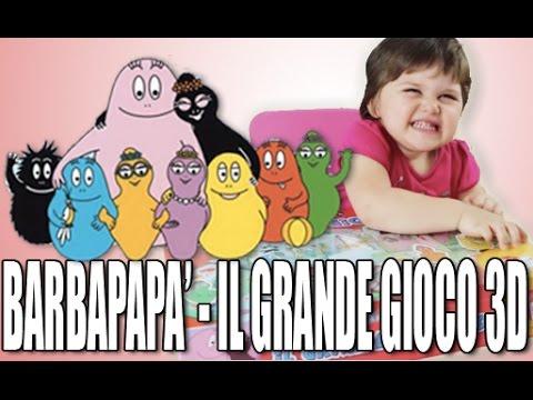 Barbapapa Il Grande Gioco 3d Youtube