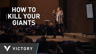How To Kill Your Giants   David Series Part 2   Pastor Paul Daugherty