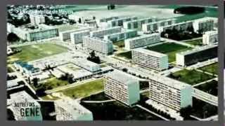 Meyrin - la construction de la Cité