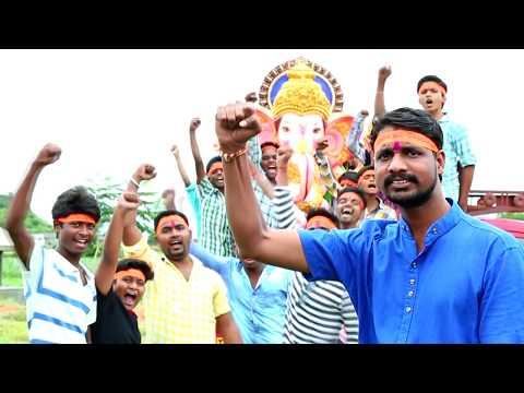 Ganapathi Song 2017 || Dharpally Galli poragalla lolli song 2017|| Nizamabad|| galli ka ganesh||