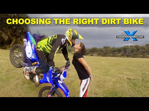 BEST DIRT BIKE FOR EXTREME ENDURO, ENDUROCROSS & ENDURO?
