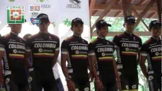 Revista Mundo Ciclistico: Vuelta a Colombia 2012 - Presentación Equipos 11Jun
