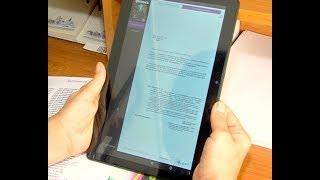 Бумажные учебники заменили на электронные