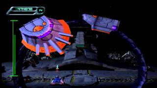 Space invaders - All Boss Battle (PlayStation)
