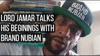 LORD JAMAR TALKS MUMIA ABU JAMAL, MEETING GRAND PUBA  & FORMING BRAND NUBIAN