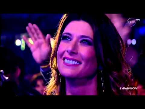 Lionel Richie 8 - Say you Say me, Festival de Viña del Mar 2016