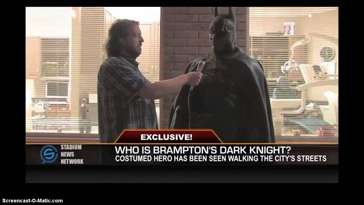 batman is real proof youtube