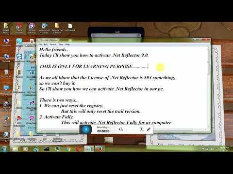 Hack Net Reflector License