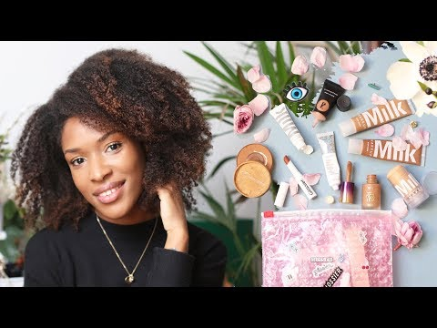 URSUTALKS • Ce que j'ai découvert à New York & Maquillage Naturel / bio ? // Beautiful Naturelle