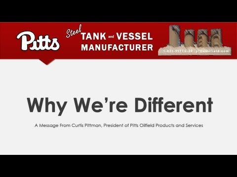 Pitts Oilfield, Why We Are Different