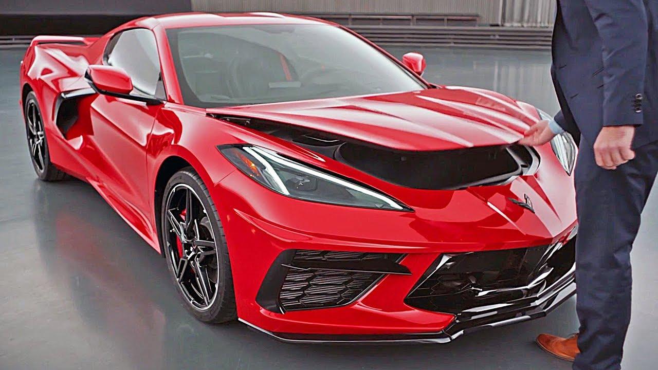 2020 Chevrolet Corvette C8 Specs Features Design