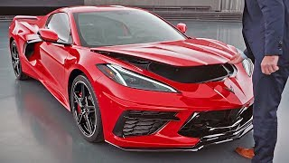 2020 Chevrolet Corvette C8 - Specs, Features, Design