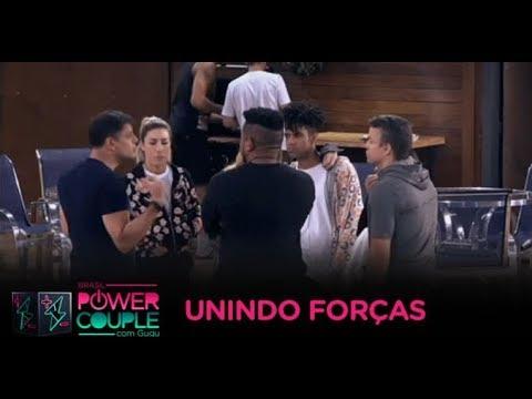 Casais Criam Grupos E Alianças Dentro Do Power Couple Brasil