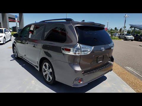2018 Toyota Sienna Davenport, Celebration, Kissimmee, Lakeland, Sebring, FL JS933911