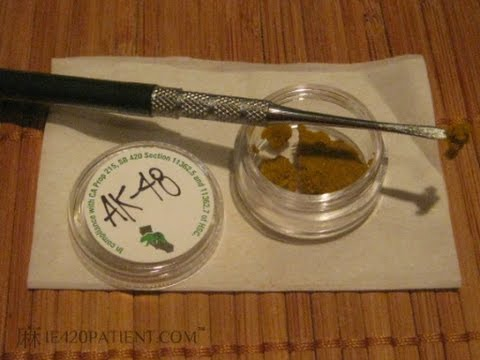 What's Dabbin'? With IE420: AK-48 CO2 Wax