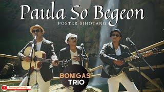 BONIGAS TRIO - Paula So Begeon (Official Music Video)