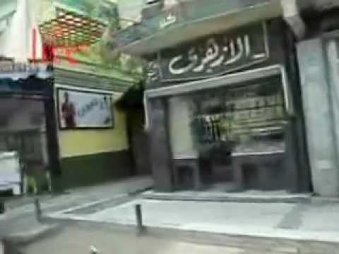 مطرية لايف : سلسلة بشرية لدعم محمد مرسي بالمطرية دقهلية
