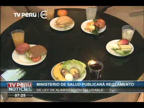 Alimentaci�n saludable y econ�mica: conoce las recomendaciones del Ministerio de Salud