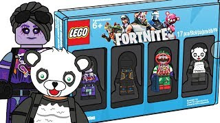 LEGO Fortnite Minifigures Bricktober Pack - CMF Draft!