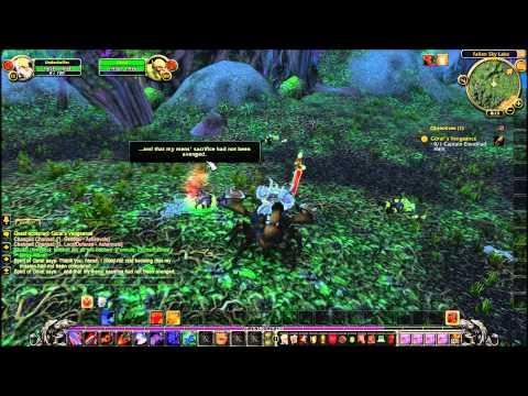 world of warcraft gorat's vengeance quest