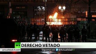 Protestas en Argentina tras el rechazo del Senado a legalizar el aborto voluntario