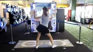 【ダンエボ】DanceEvolution AC LOVE&JOY【あい】