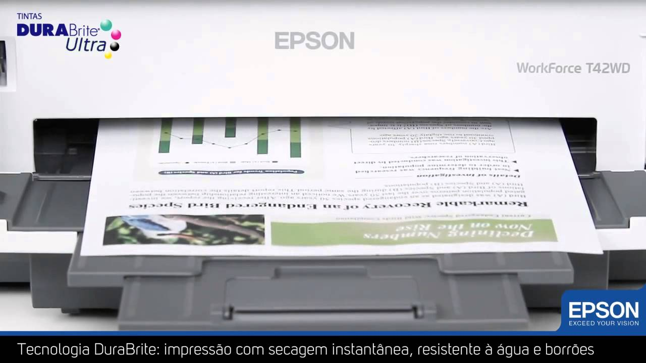 EPSON WORKFORCE T42WD DOWNLOAD DRIVERS