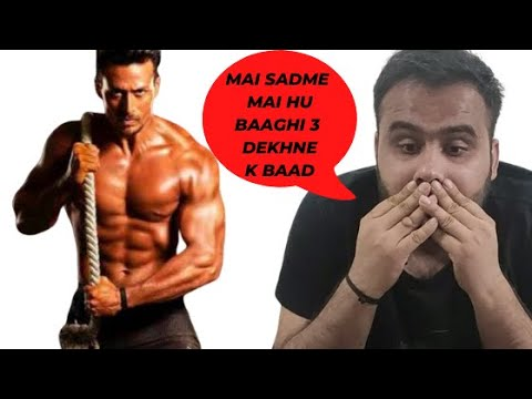 Breaking News!! Baaghi 3 is a ROAST of action movies!