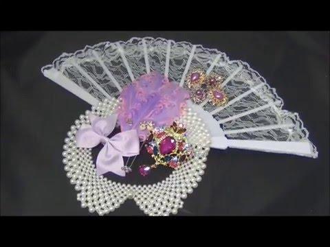 Royal Lavender Marie Antoinette kit