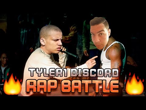 TYLER1 RAP BATTLE