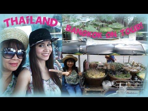 FMA THAILAND BANGKOK SILOM VIERTEL ON TOUR
