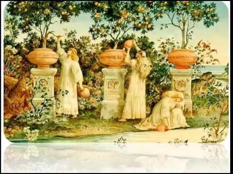 mito el jardin de las hesperides youtube