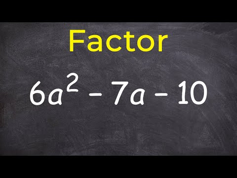 Factoring Practice - Learn How To Factor - Step By Step Math Instruction